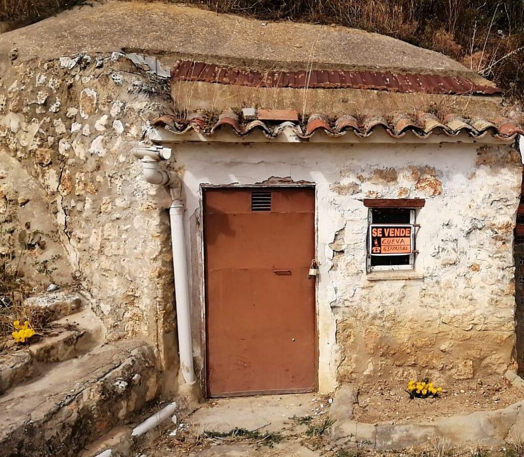 Casa Cueva Venta Dueñas
